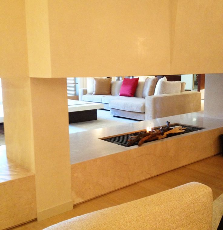 Home Le Foyer La Sagne : Les meilleures idées de la catégorie cheminée double