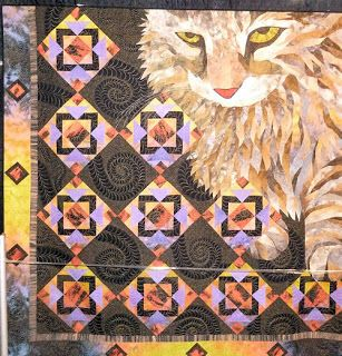 Jill's Chat: Houston Quilt Show - part 2 Critters