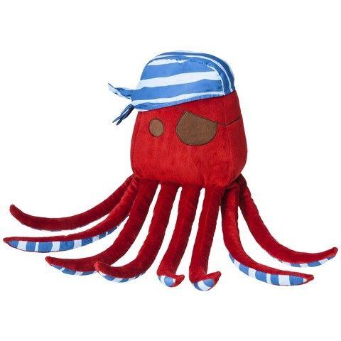 Circo® Pirate/Octopus Pillow - 16.99 target