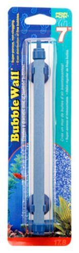 Penn-Plax Bubble-Wall Air Diffusers for Aquariums produce a spectacular wall of bubbles in any aquarium. These diffusers create a dramatic mist of healthful bubbles along the entire length. Simply con...