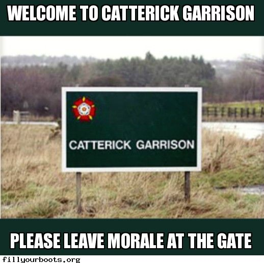 Welcome to Catterick Garrison