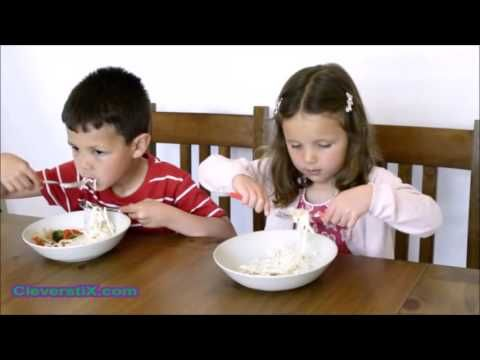 My Clever Fork and Spoon                      – Montessori Pack