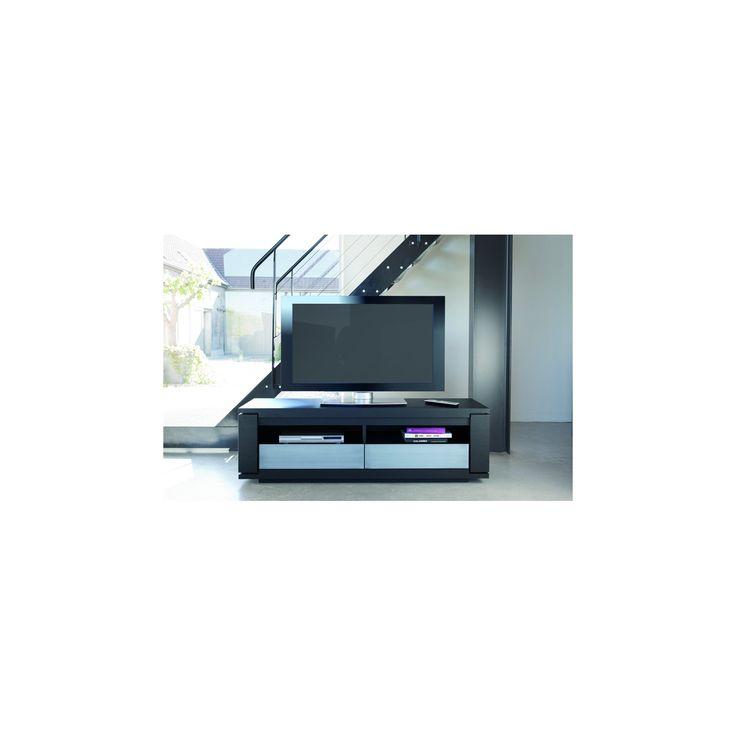 meuble tv barbade monsieur meuble - Meuble Tv Blanc Modele Lions