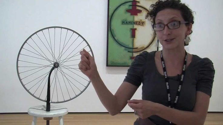"""Bicycle Wheel"" by Marcel Duchamp, 1951 