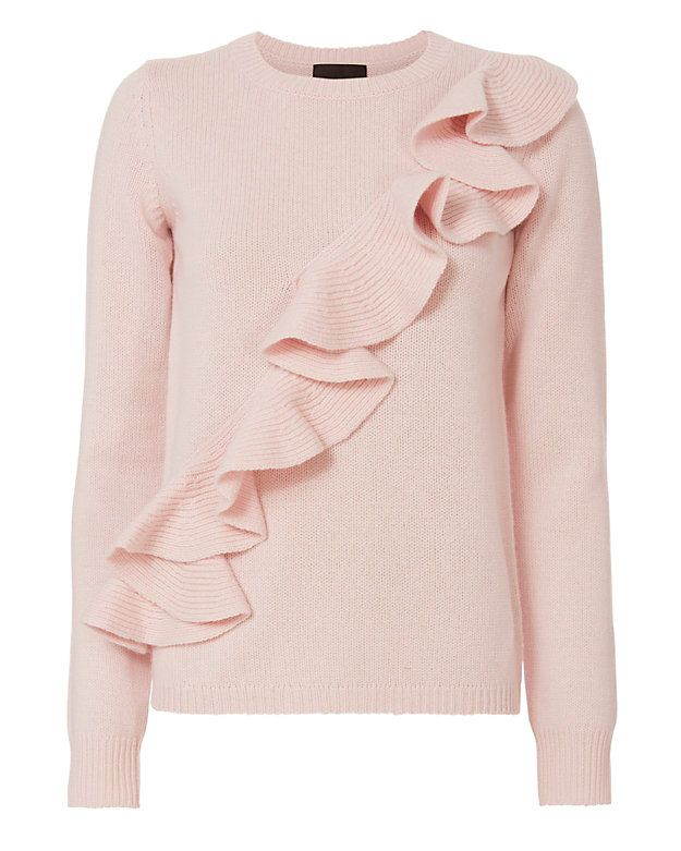 Shop the Exclusive for Intermix Susie Asymmetric Ruffle Sweater & other designer styles at IntermixOnline.com. Free shipping +$150.