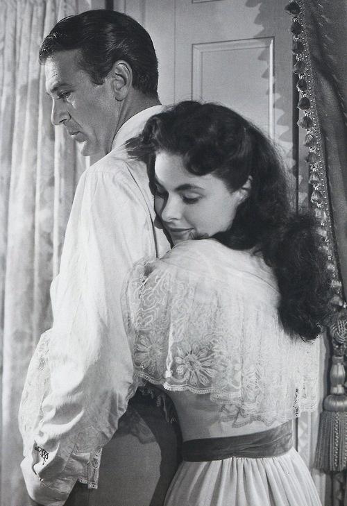 "Gary Cooper and Ingrid Bergman - ""Saratoga Trunk"" (1945)"