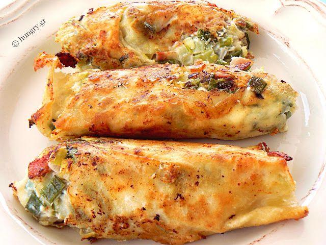 Kitchen Stori.es: Πίτα στο Τηγάνι με Φύλλο Περέκ