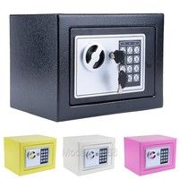 Wish | New Digital Electronic Safe Security Box Wall Jewelry Cash