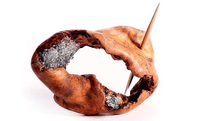 SKUBB vystavuje novou kolekci Jizerského šperku