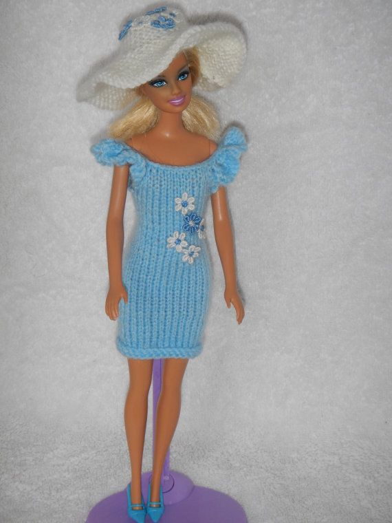 Free Knitting Patterns For Barbie And Ken Dolls : 1000+ images about Barbie, Sindy and Ken dolls clothes ...