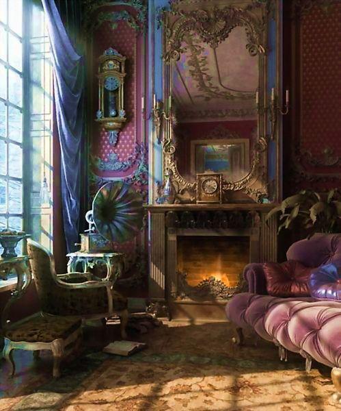 Bohemian Decor Style   Beautiful Victorian aesthetic