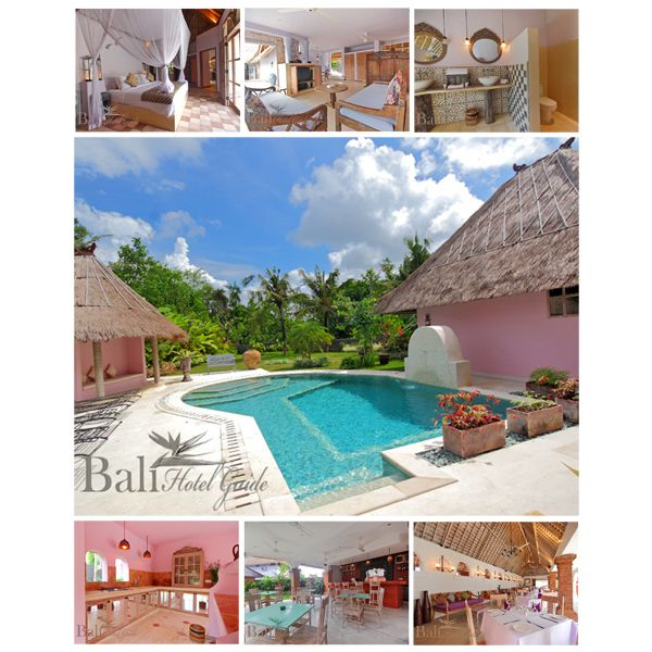 Hacienda Bali Villas is a group of distinctive luxury topical homes situated within a private garden compound and set among the rolling, green rice fields in the heart of rural Canggu with excellent views of both mountains and sea.  Click on the link to reserve your room now! http://www.balihotelguide.com/booking/hotels/821/hacienda-bali-villas.aspx