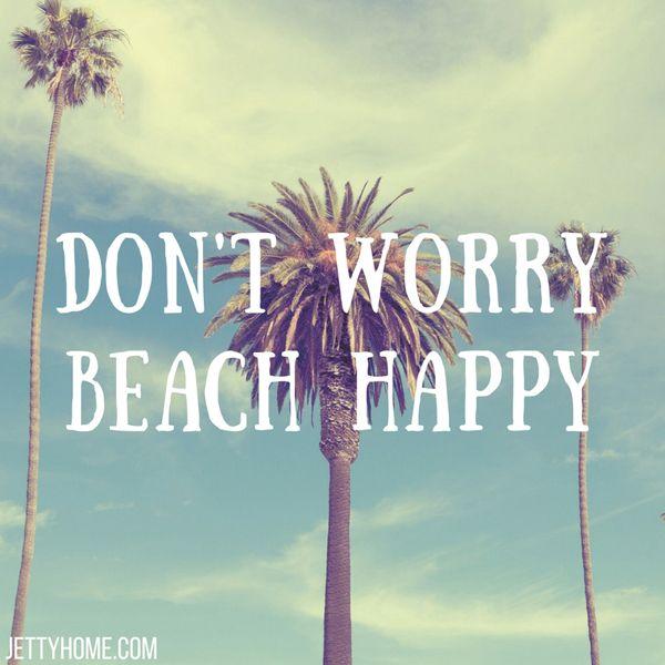 Don't worry, beach happy! #beachlife #beachliving #nauticallife #nauticalliving #coastallife