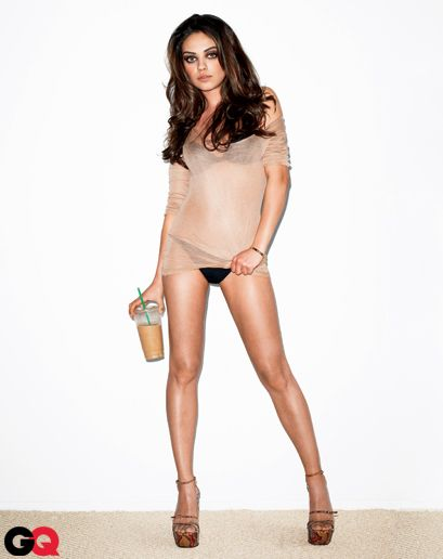 The Most Popular, Hottest, Sexiest Women of 2011 in GQ: Photos: GQ