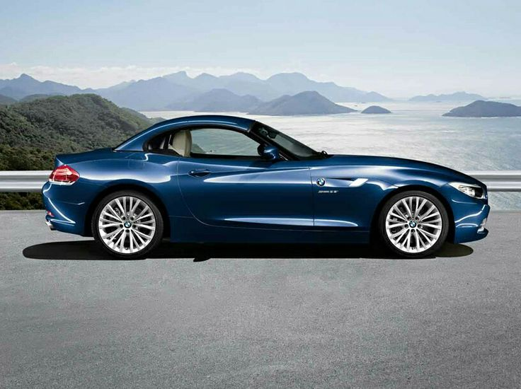 BMW Z4 - Hardtop, Side Profile