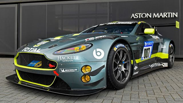 Aston Martin Enters Two Cars For The Zurich 24 Hour Aston Martin Classic Aston Martin Aston Martin Vantage Gt3