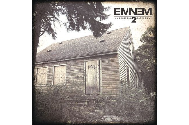 Eminem, 'The Marshall Mathers LP 2': Track-By-Track Review: This song and Both of Us always got me pumped before a basketball game, and now swim meets. It brings me energy I didn't know that  I had, and I think it helps me a lot for the game. It just helps me bring intensity and my best effort out of me.