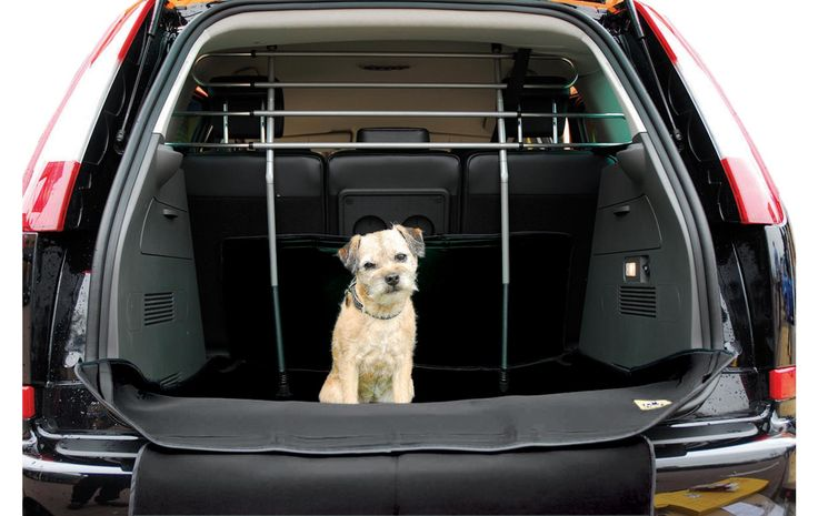 Halfords Complete Boot & Bumper Protector  Dog car harness, Pet travel accessories, Pet travel