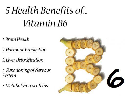 vitamin b6 pyridoxine hydrochloride benefits