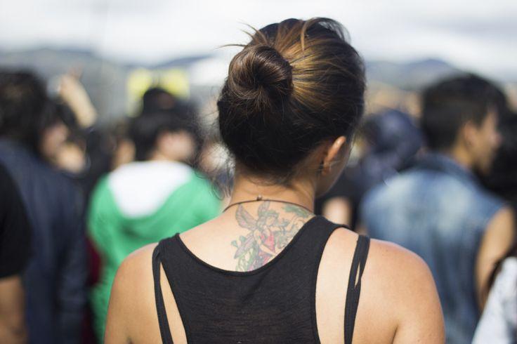 Look, style, hair, tattoo, art