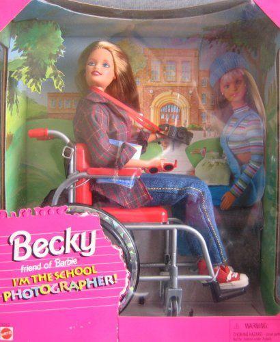 Barbie Becky I'm the School Photographer Barbie http://www ...