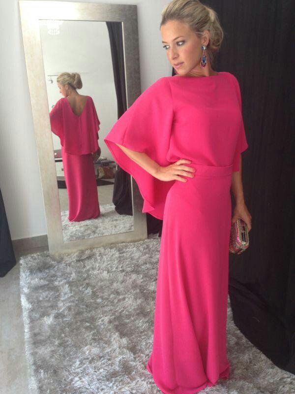 Louver Marbella, Total Look fucisa Blusa capa y falda larga.  Disponible en nuestro showroom!!