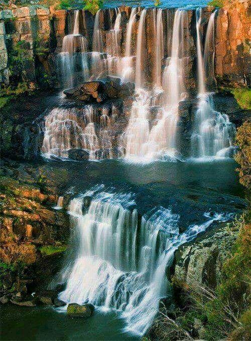Ebor Falls..Australia