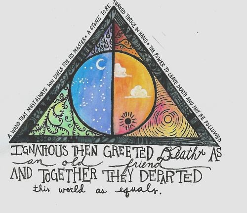 The Deathly Hallows: Solemnly Swear, Mischief Managed, Harrypotter, Book, Harry Potter, Deathly Hallows