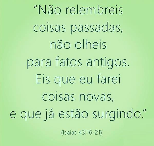 Isaías 43:16-21