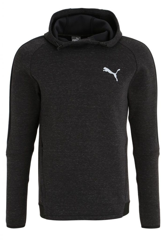 #Puma Sweatshirt black heather für Herren         #Modeonlinemarkt.de