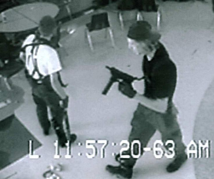 Columbine: Eric Harris, Dylan Klebold Columbine High