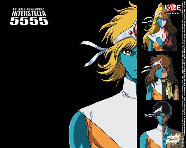 InterStella 5555 - Full movie