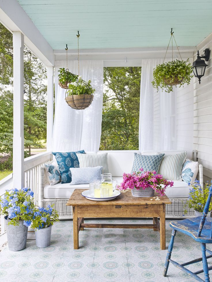 furniture for porch. 55 ways to have the best summer ever furniture for porch