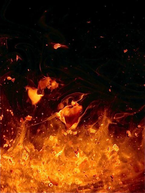 Fire - by Fernan Federici, via Flickr