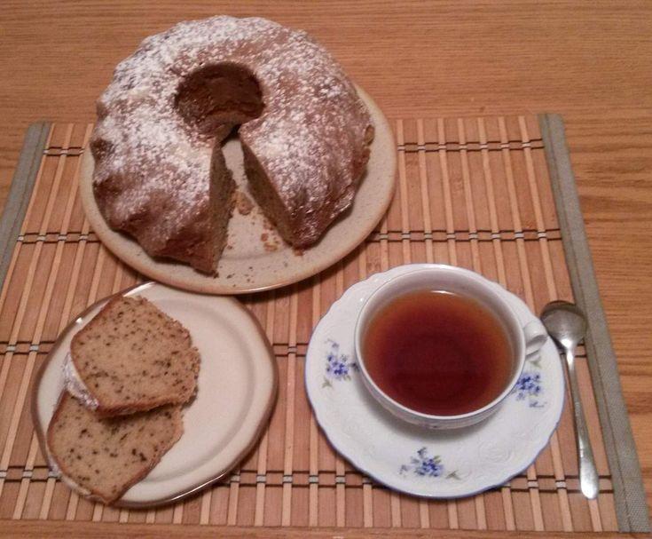 Recept Bábovka ořechová od Jirky od Zvolankova - Recept z kategorie Dezerty a…