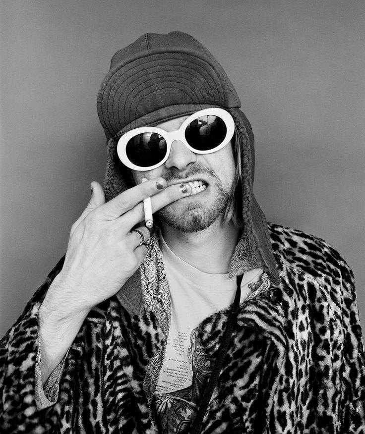Aquella resultó ser la última sesión de fotos formal en la que participaría Kurt Cobain antes de suicidarse ocho meses después.