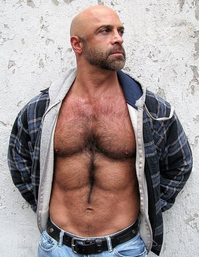 Hairy male pecs, halloween food for adults