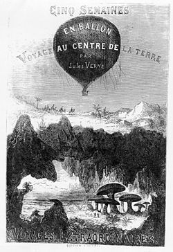 'Journey to the Center of the Earth' by Édouard Riou 01.jpg