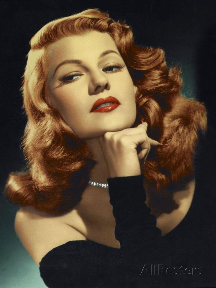 "Rita Hayworth. ""Gilda"" 1946, Directed by Charles Vidor Photographic Print at AllPosters.com"