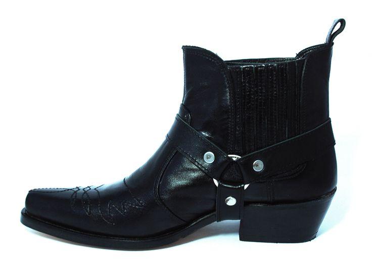 Siyah Erkek Kovboy Çizme https://www.yurdakundura.com/urun/siyah-matador-kovboy-bot-kvc03/