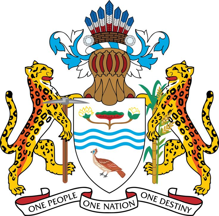 File:COAT OF ARMS of GUYANA.png - Wikimedia Commons