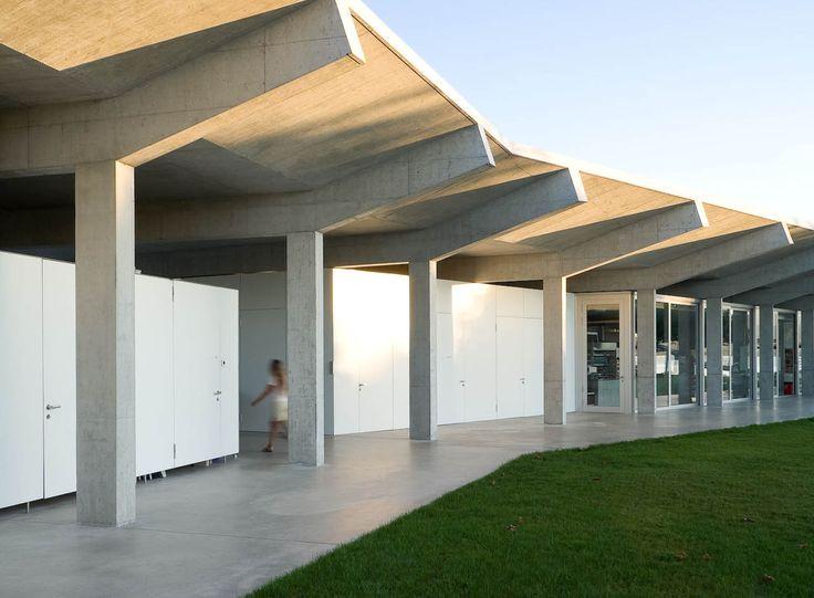 Michael Meier und Marius Hug Architekten AG - Strandbad / Jona