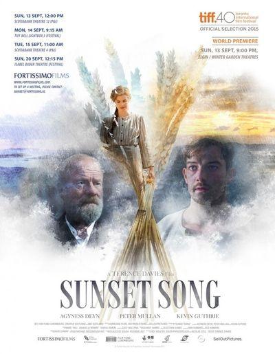 Sunset Song Scotland