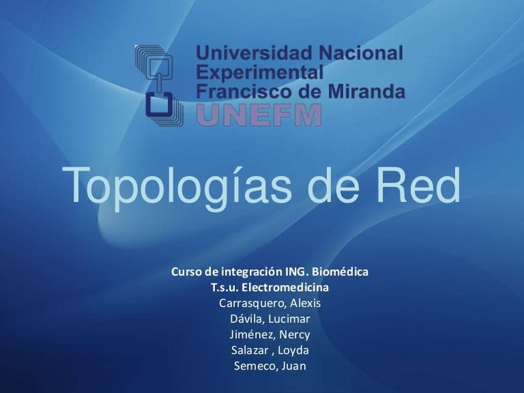 topologas-de-red by nercyjoanna via Slideshare