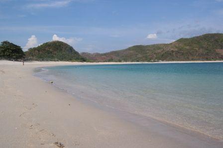 De merveilleuse plages loin du tourisme de masse.