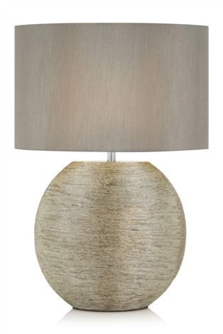 Buy Copper Scratch Ceramic Table Lamp from the Next UK online shop