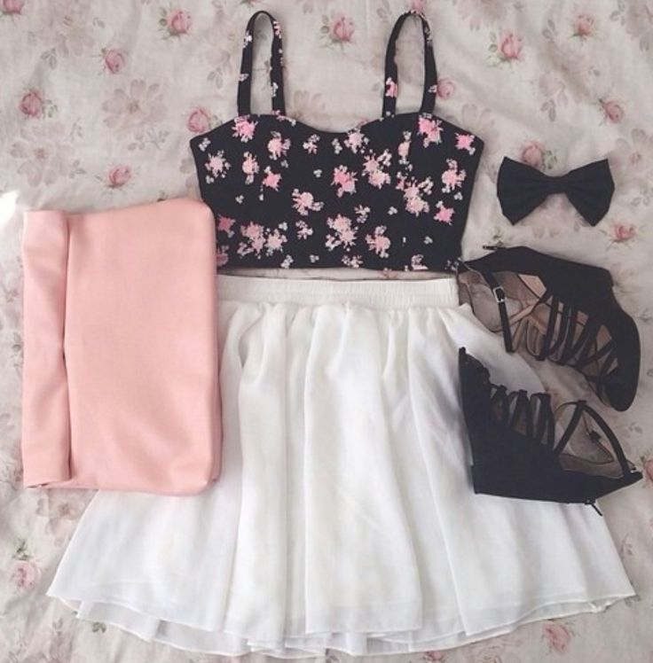 Simple summer outfit