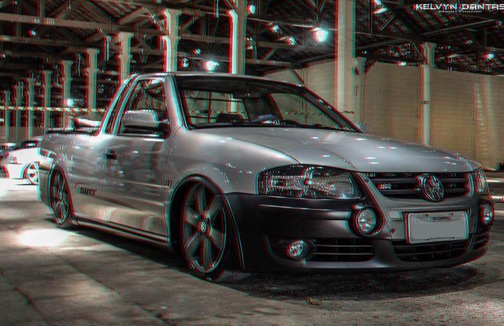 VW Saveiro Surf