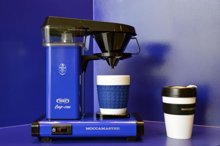 Moccamaster Cup-one Royal Blue