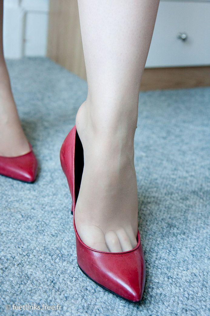 Sexy clear platform heels tacones de cristal sexys - 3 5